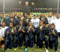 Pacific athletes capture world's attention at Olympics